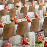 El alquiler de sillas para todo tipo de eventos