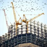 El sector de la construcción crece en España tras la época covid